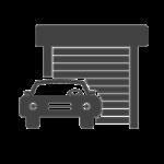 4868 - Car infront of Garage